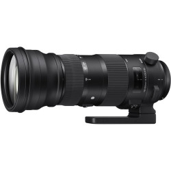 Lens Sigma 150-600mm f / 5-6.3 DG OS HSM S for Canon EF + converter Sigma TC-1401 (1.4x) for Canon EF