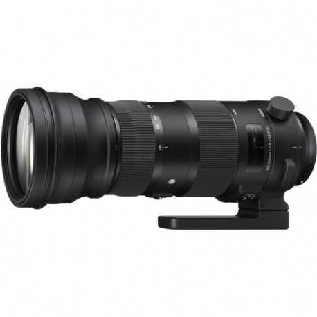 Sigma 150-600mm f/5-6.3 DG OS HSM S за Nikon F