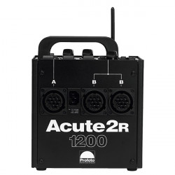 900775 Acute 2R 1200 (344MHZ Pocket Wizard Receiver Built-in)