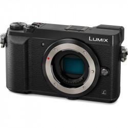 фотоапарат Panasonic Lumix GX80 + обектив Panasonic Lumix G Vario 14-140mm f/3.5-5.6 II ASPH. POWER O.I.S.
