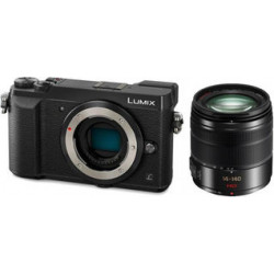 Camera Panasonic Lumix GX80 + Lens Panasonic 14-140mm f/3.5-5.6 POWER OIS