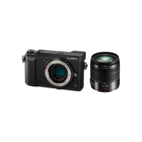 Camera Panasonic Lumix GX80 + Lens Panasonic 14-140mm f/3.5-5.6 POWER OIS