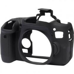 Accessory EasyCover ECC760D Silicone Protector for Canon 760D (Black)