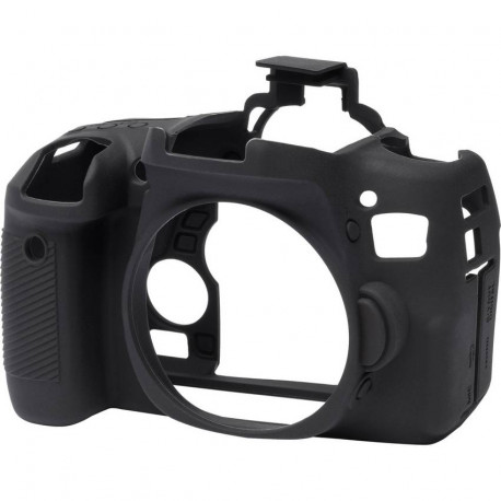 EasyCover ECC760D Силиконов протектор за Canon 760D (черен)