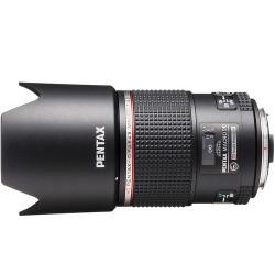 обектив Pentax HD FA 645 MACRO f/2.8 90mm ED AW SR