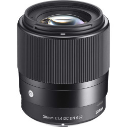 Sigma 30mm f / 1.4 DC DN | C for Sony E