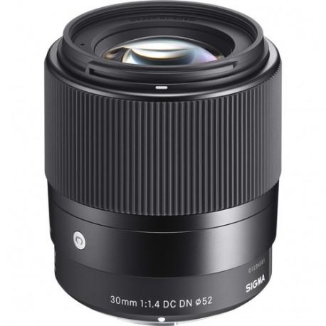 Sigma 30mm f/1.4 DC DN Contemporary за Sony E