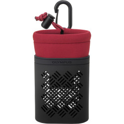 калъф Olympus CSCH-121 Soft Camera Case (червен)