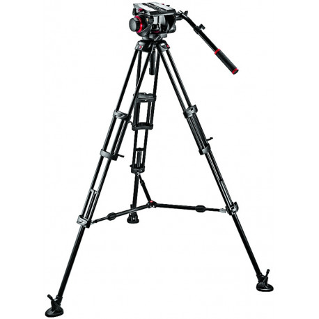 Manfrotto MIDDLE-TWIN 100 Видео статив