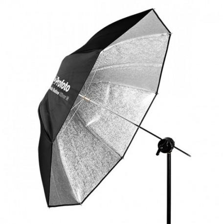 Profoto 100975 Umbrella Shallow Silver M