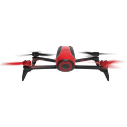 PARROT BEBOP 2 RED+2 X EXTRA BATTERY