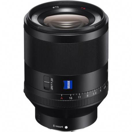 Sony FE 50mm f/1.4 Planar T* ZA