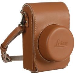 Case Leica Leather Case (Cognac) for Leica D-Lux Type 109