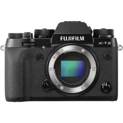 фотоапарат Fujifilm X-T2 (тяло) + обектив Fujifilm XF Fujinon 18-55mm f/2.8-4 R LM OIS