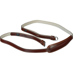 Leather Neck Strap (18837) Brown for Leica X / X-E