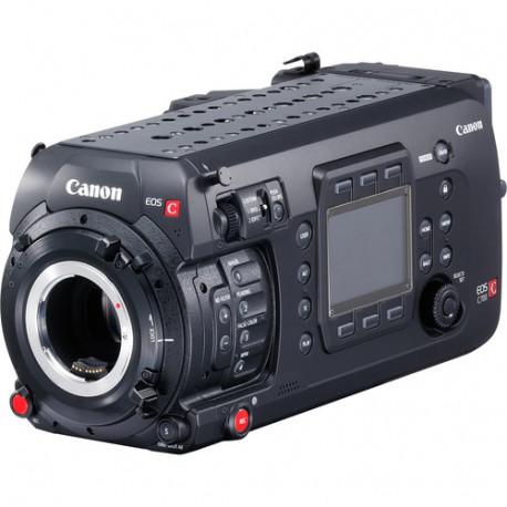 Canon EOS C700 Cinema - Canon EF