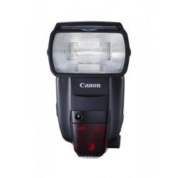 светкавица Canon 600EX-RT II SPEEDLITE + зарядно у-во Panasonic Eneloop Pro Smart & Quick Charger + 4 бр. AA