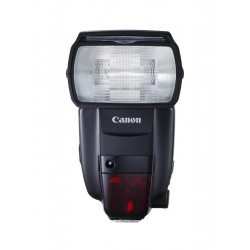светкавица Canon 600EX-RT II SPEEDLITE + зарядно у-во Panasonic Eneloop Pro Smart & Quick Charger + 4 бр. AA