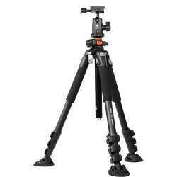 Vanguard ABEO Pro 284ATB Aluminum Tripod with Ball Head