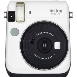 фотоапарат Fujifilm instax mini 70 (бял)