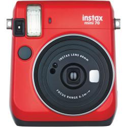 Fujifilm instax mini 70 (червен)