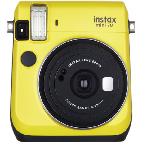 Fujifilm instax mini 70 (yellow)