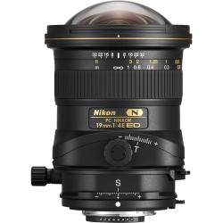 обектив Nikon PC NIKKOR 19mm f/4E ED Tilt-Shift