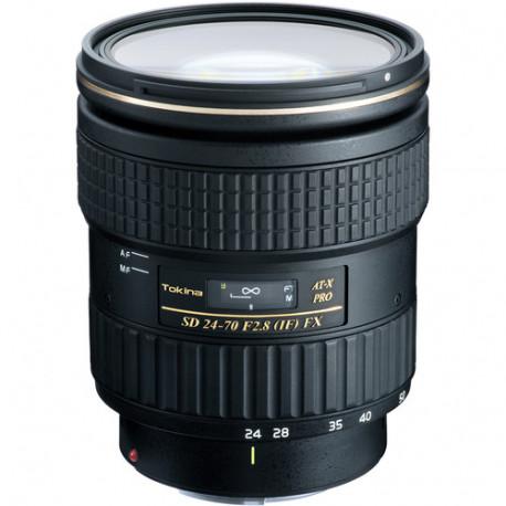 Tokina AT-X 24-70mm f/2.8 PRO FX - Canon EF