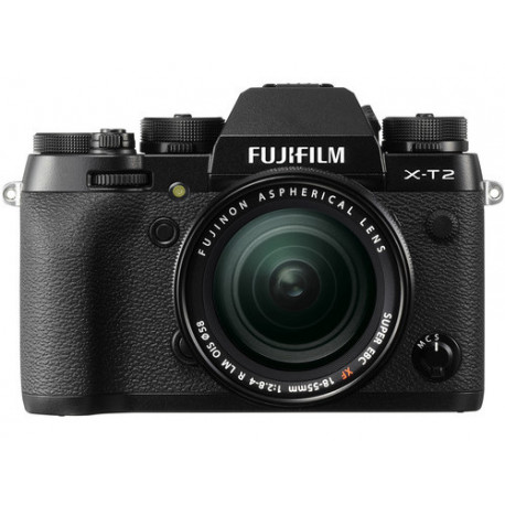Fujifilm X-T2 + обектив Fujifilm XF 18-55mm f/2.8-4 R LM OIS + обектив Zeiss 12mm f/2.8 - FujiFilm X