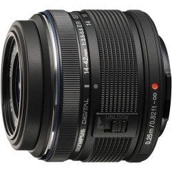 Olympus ZD Micro 14-42mm F / 3.5-5.6 II R MSC (Black)