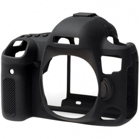 EasyCover ECC5D4B Силиконов протектор за Canon 5D MARK IV (черен)