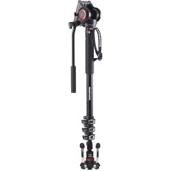 Tripod Manfrotto MVMXPRO500 монопод + Backpack Manfrotto MB PL-CB-EX Pro Light Cinematic Expand раница
