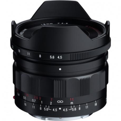 Voigtlander Super Wide-Heliar 15mm f/4.5 Aspherical III за Sony E(FE)