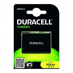 Battery Duracell DRNEL14 equivalent to Nikon EN-EL14