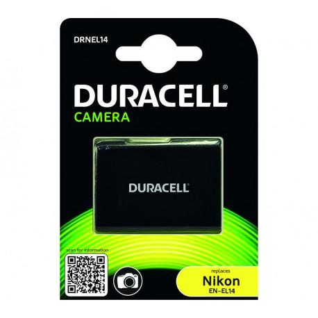 Duracell DRNEL14 еквивалент на Nikon EN-EL14