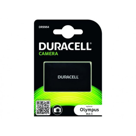 Duracell DR9964 equivalent to Olympus BLS-5