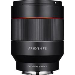 Lens Samyang AF 50mm f/1.4 FE - Sony E + Accessory Samyang Lens Station - Sony E
