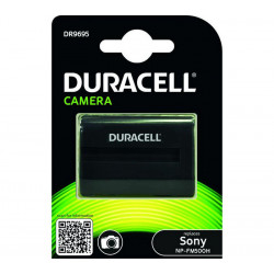Battery Duracell DR9695 equivalent to Sony NP-FM500H