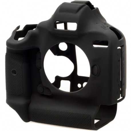 EasyCover ECC1DX3B - Силиконов протектор за Canon 1DX Mark III (черен)