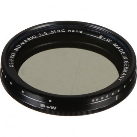 B+W XS-Pro Digital ND Vario MRC nano 62 mm