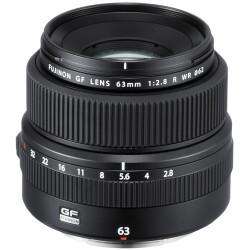 обектив Fujifilm Fujinon GF 63mm f/2.8 R WR