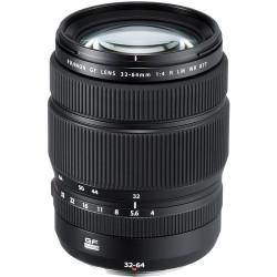 обектив Fujifilm Fujinon GF 32-64mm f/4 R LM WR