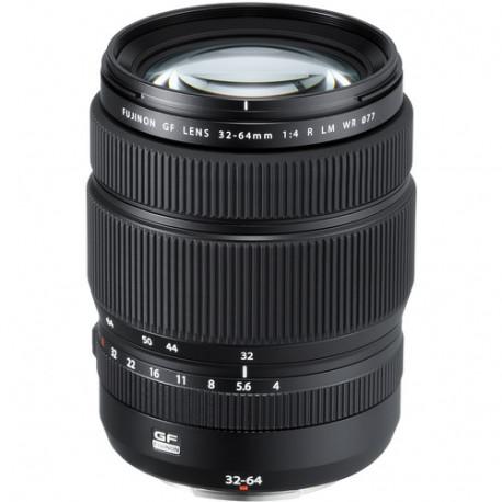 Fujifilm Fujinon GF 32-64mm f/4 R LM WR