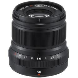 обектив Fujifilm Fujinon XF 50mm f/2 R WR