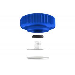 Accessory Lolumina KN-CCV-13-BLU-CK 13mm Concave Complete Kit (Blue)