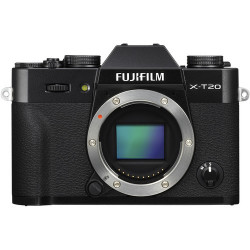 Camera Fujifilm X-T20 + Lens Fujifilm Fujinon XC 15-45mm f / 3.5-5.6 OIS PZ