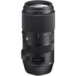 обектив Sigma 100-400mm f/5-6.3 DG OS HSM | C за CANON