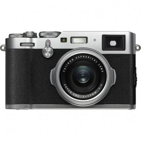 Fujifilm X100F (сребрист)