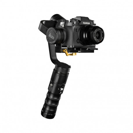 Stabilizer ikan MS-PRO + Accessory ikan Dual Grip Handle