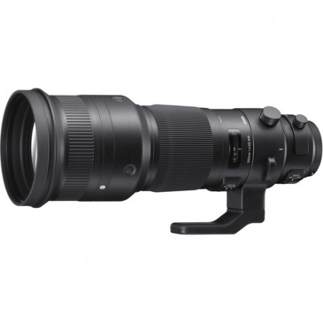 Sigma 500mm f/4 DG OS HSM Sports - Nikon F